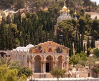 Jerusalem - Mount of Olives' Churches
